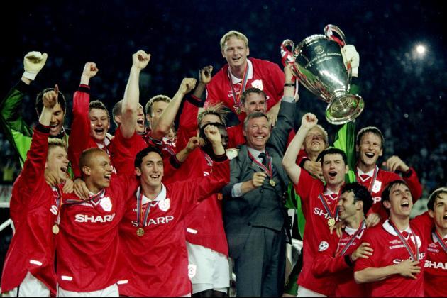 ตำนานสโมสรฟุตบอล แมนเชสเตอร์ ยูไนเต็ด manchester united 1990